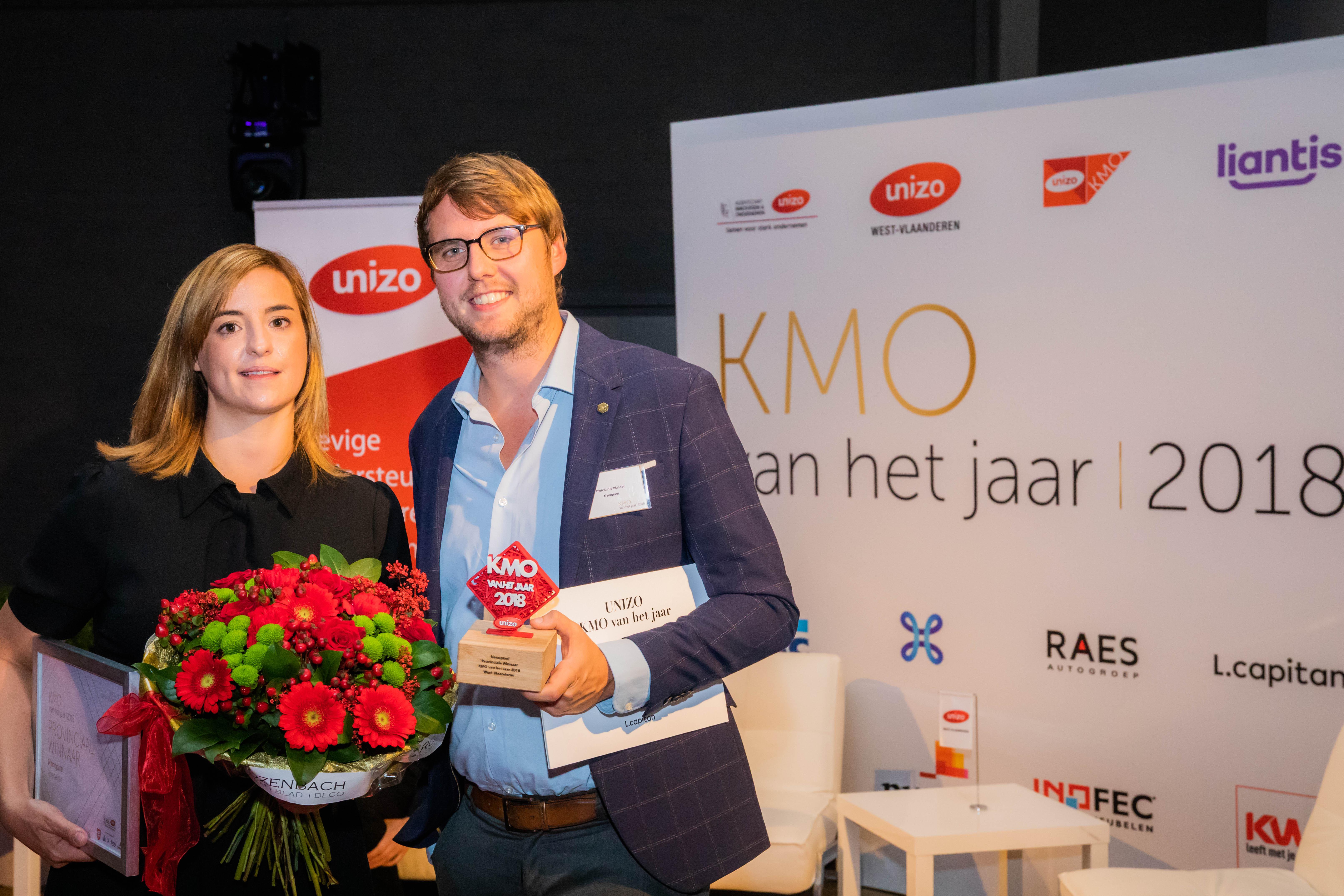 Nanopixel Is Kmo Van Het Jaar In West Vlaanderen All Colors Of Communication